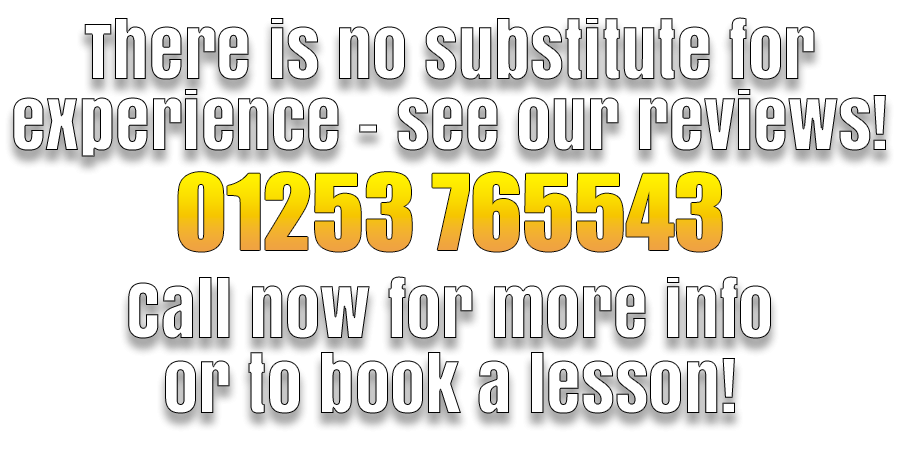 learning in Lytham St Annes with a highly experienced driving instructor